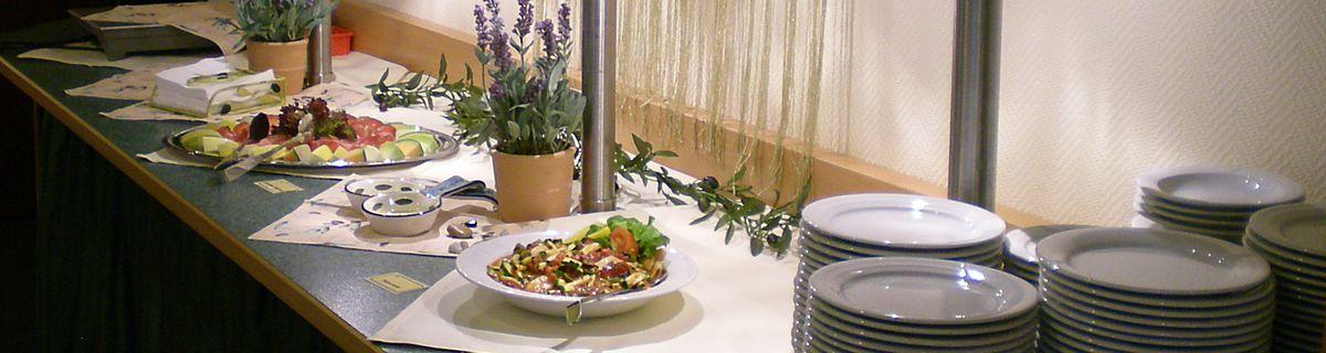 Nachmittagsbuffet im Hotel Waldachtal im Nordschwarzwald